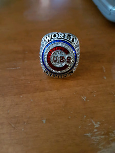 CHICAGO CUBS CHAMPIONSHIP RING