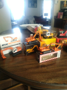 Diecast Construction Toys