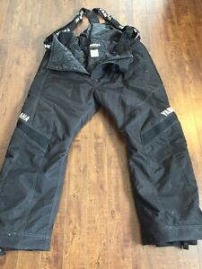 Ladies Yamaha Snowmobiling Pants size 18