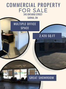COMMERCIAL PROPERTY FOR SALE!!