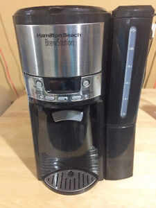 Hamilton Beach Hot and Ice Coffee Machine