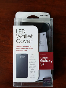 LED Wallet Cover