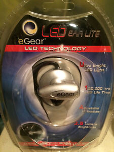NEW over the ear hands free flashlight