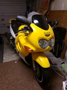 2002 Suzuki Katana for trade