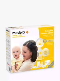 Medela Swing Flex and Save