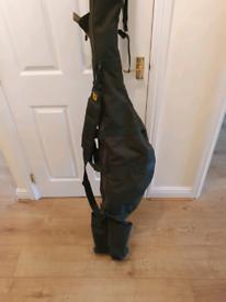 Sold sold sold Avid Carp rod bag/sleeve 3 rod