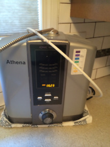 Athena Ionic Water System
