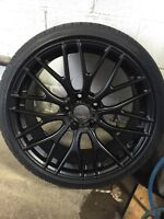 **PERFORMANCE MAGS/RIMS** 19 inch/pouce *BMW *