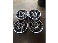 """*****Bmw E39 M5 18"""" Replica alloy wheels*****"""