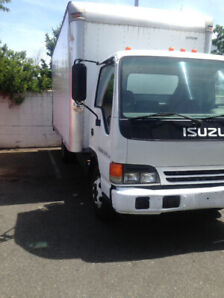 Isuzu 2005 NPR  HD with power tailgate  $16700 OBO