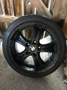 BMW Rims on Tires