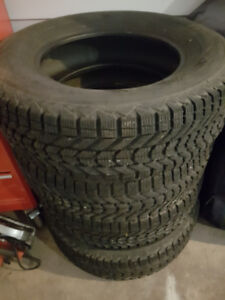 Winter Tires For Sale P245/70R17