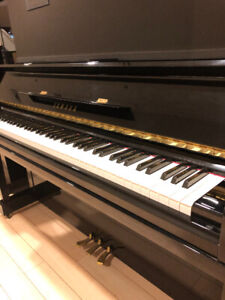 Used Yamaha U3 Piano in Great Condition