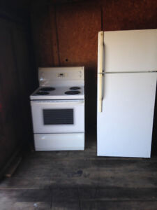 """White GE Stove for sale 30"""" wide"""