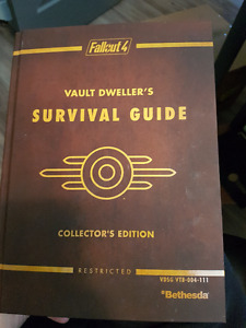 Fallout 4 Collector's Edition Strategy Guide