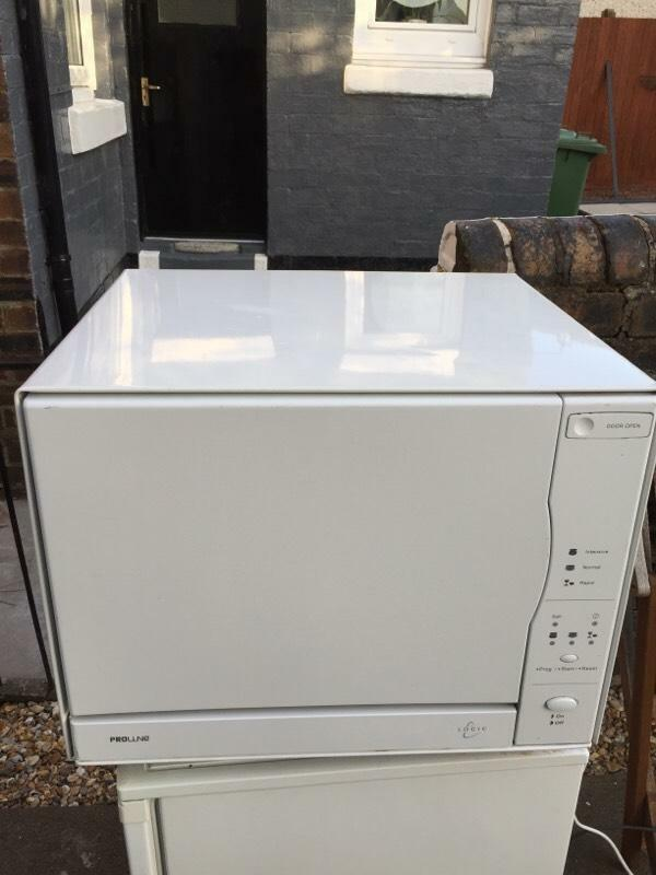 Table Top Dishwasher For Sale : Table top dishwasher - Table top dishwasher in good condition Proline ...