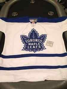Johnny Bower Autographed Jersey London Ontario image 4