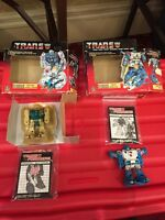 1985 G1 Transformers Jumpstarter Canadian Box