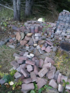 Variety of paver stones for sale