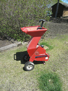 Troy Bilt Wood Chipper