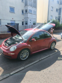 Diesel beetle face lift