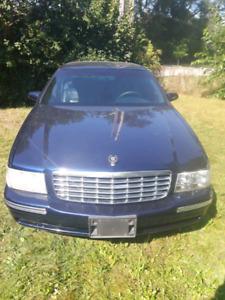1997 Cadillac Sadan deville