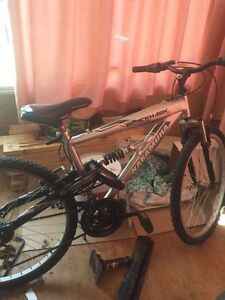 Mountain bike Nakamura Blackhawk