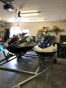 Seadoo and Kawasaki Jetski for sale or trade