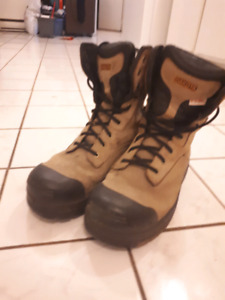 Shoes and work boots
