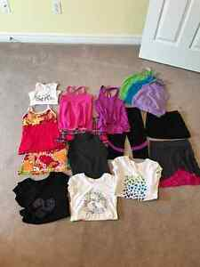 Ivviva and Triple Flip Shirts and Skirts