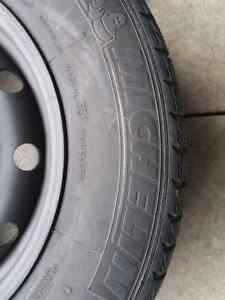 4 sets of MICHELIN TIRES & Rims