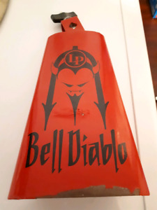 Latin Percussion Bell Diablo Cowbell