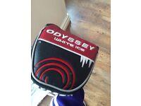 Odyssey golf putter