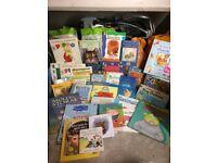 Job lot of 37 old children's books