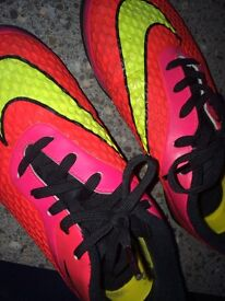 Pink and yellow hypervenoms £5