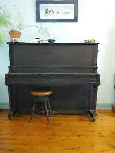 Upright piano. Free to a good home!