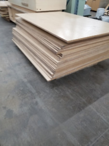 Oak finish Wood 2 cm wide all sizes