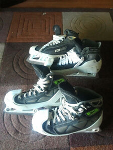 Size 6 and 6.5 goalie skate