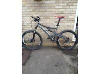 Whyte 46 - Full Suspension Mountain Bike. Rockshox, Fox, XT, Carbon
