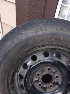 """SEVERAL 15"""" TIRES"""