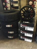 Dodge Ram 17 inch Rim and Tire Package