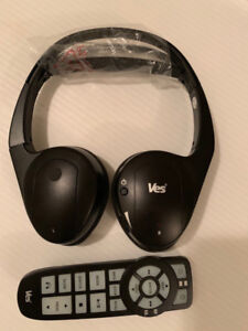 VES Remote and one Headphone for Chrysler / Dodge