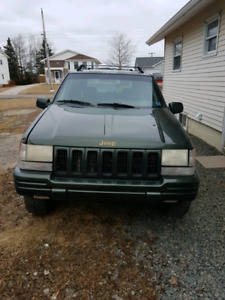 96 jeep grand Cherokee limited
