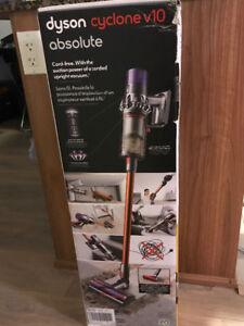 Brand new sealed Dyson v10 absolute vacuum cleaner