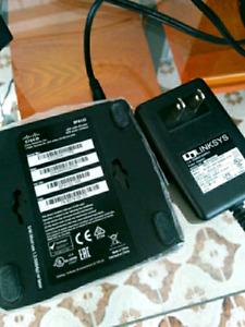 Cisco  voip phone adapter