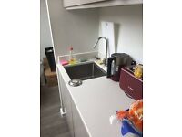NEW!!**Two double bedrooms**reception room**Fully fitted kitchen** CANARY WHARF 2 MIN TUBE STATION