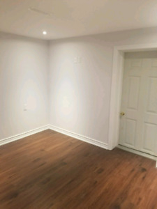 Basement apartment for rent at Don Mills/Finch