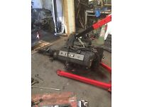 Bmw 2.5 6 cylinder engine conversion 6 pot