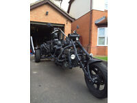 Show Winning Trike for Sale road legal