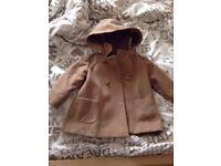 4-5 girls coats